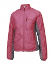 KEELA LDS BELAY JKT  SALMON/GREY  10