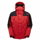 KEELA MUNRO JKT RED BLACK XXL